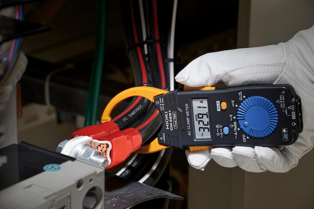 medir resistencia eléctrica